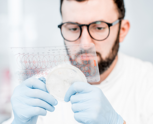 Enlisting good bacteria in the fight against pathogens in food processing