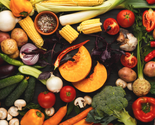 A circular food system can withstand crises like COVID-19—and provide delicious meals